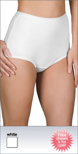 Shadowline® Women's Classic Cotton Briefs