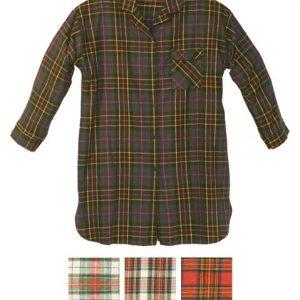 19010 – Carole® Women s 100% Cotton Flannel Nightshirt cb0c5bbfd
