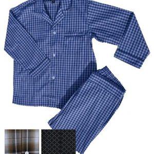 c7e5619a6d8e8a 1000 – Foxfire® Men's Snapwaist Long Sleeve Long Leg Broadcloth Pajamas