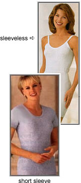 7152 Women's Snuggies 100% Cotton Under Vests