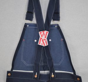 db1b7d5be9c 907 - Round House® Men s Denim Low-Back Suspender Back Bib Overalls ...
