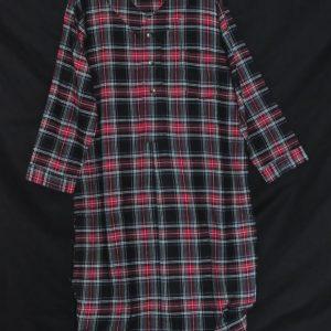 7507 – State-O-Maine® Brand Men s 100% Cotton Flannel Nightshirt ab575beaa