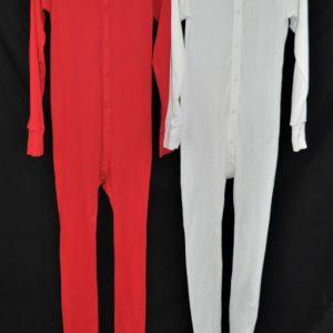 860 Indera® Men s One Piece Union Suits Long Johns (100% Cotton) 71cefa378
